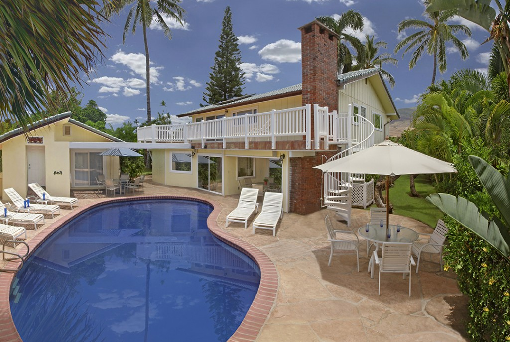 vacation rentals on maui maui vacation homes in kihei