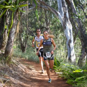 Maui Xterra Run